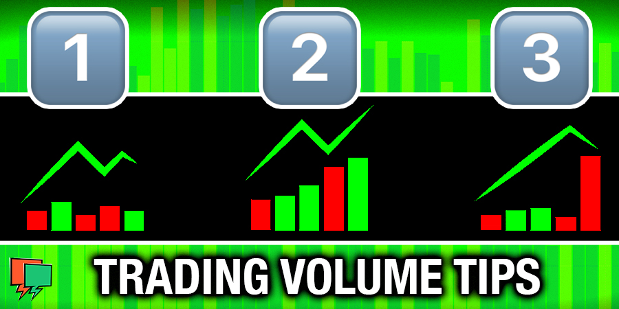 Three Must Know Essentials for Trading Volume